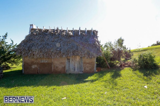 Traditional Bermuda Home Building, October 19 2014-8