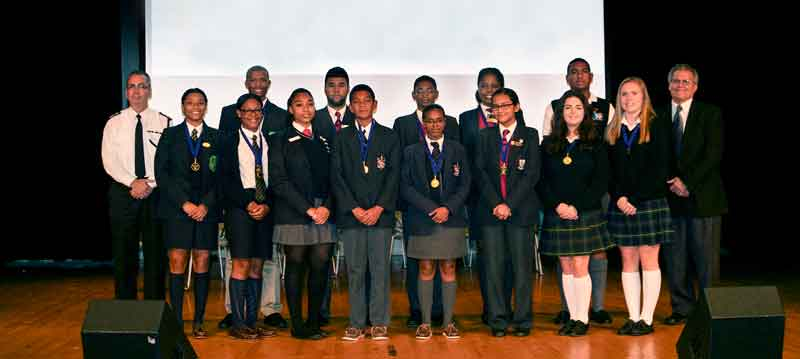 2014-Commissioner's-Vision-Awards-Senior-School-Recipients