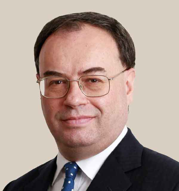 Andrew Bailey Net Worth