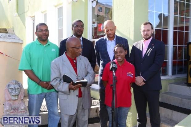 Bermuda Wild Wing Wednesday opening (7)
