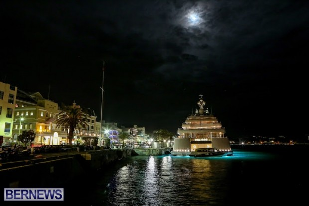 Eclipse Motor Yacht Bermuda, November 8 2014-37
