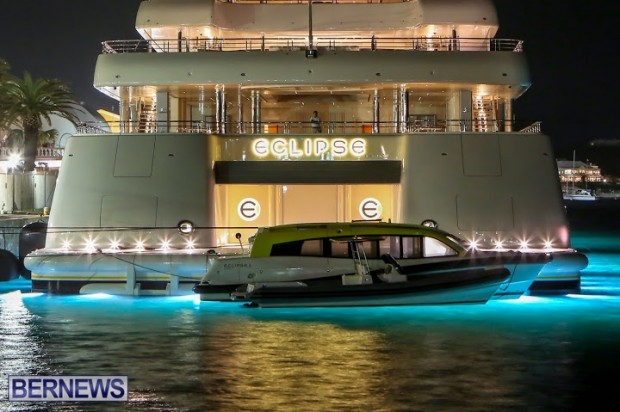 Eclipse Motor Yacht Bermuda, November 8 2014-43