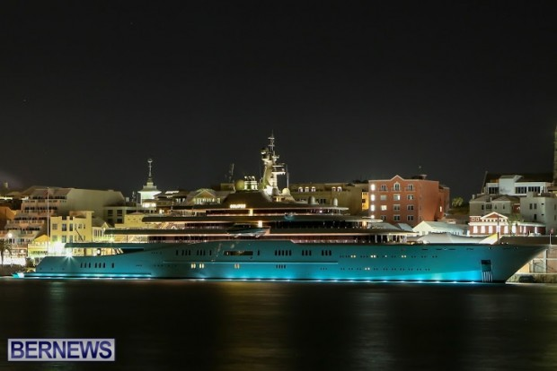 Eclipse Motor Yacht Bermuda, November 8 2014-5