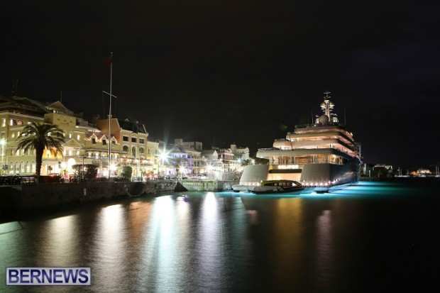 Eclipse Motor Yacht Bermuda, November 8 2014-52