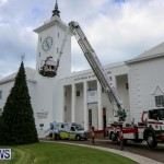 Fire Service at City Hall Bermuda, November 21 2014-4