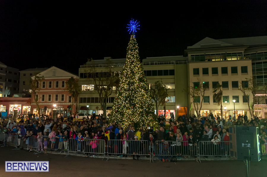 Hamilton Christmas Tree Lighting 2017 70
