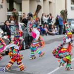 Hamilton Santa Parade Bermuda, November 30 2014-12
