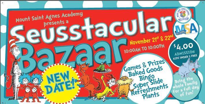 MSA Bazaar Banner