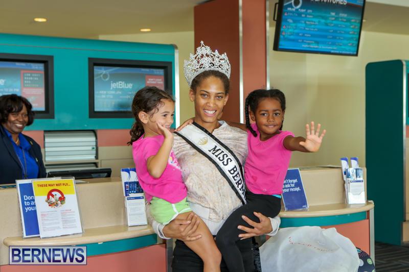 Miss Bermuda at Airport, November 17 2014-1-2
