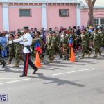 Remembrance Day Bermuda, November 11 2014-44