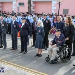 Remembrance Day Bermuda, November 11 2014-52