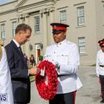 Remembrance Day Bermuda, November 11 2014-6