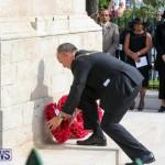 Remembrance Day Bermuda, November 11 2014-76