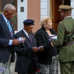 Remembrance Day Observed Bermuda, November 9 2014-12
