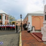 Remembrance Day Observed Bermuda, November 9 2014-17