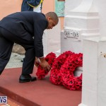 Remembrance Day Observed Bermuda, November 9 2014-22