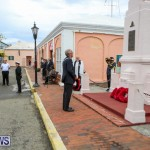 Remembrance Day Observed Bermuda, November 9 2014-24