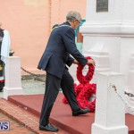 Remembrance Day Observed Bermuda, November 9 2014-25
