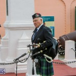 Remembrance Day Observed Bermuda, November 9 2014-5