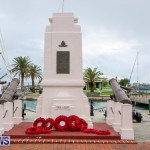 Remembrance Day Observed Bermuda, November 9 2014-51
