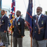Remembrance Day Observed Bermuda, November 9 2014-7