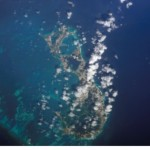 bermuda islands from space picture (2)