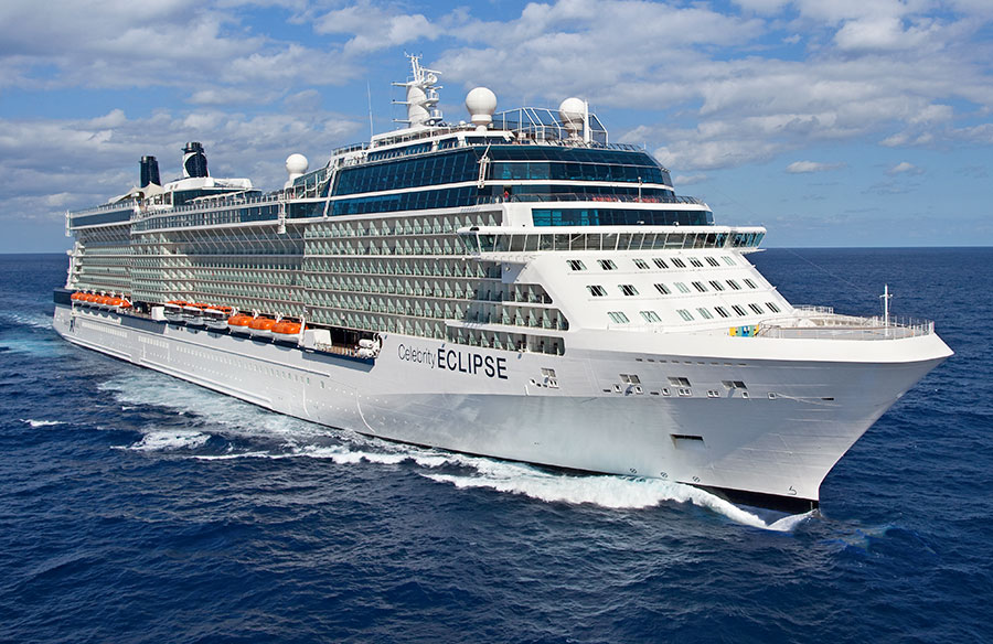 Celebrity Eclipse Cruise Ship Cancels Visit  Bernews