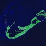 nasa photo bermuda island from space (1)