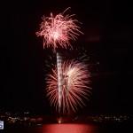 Americas Cup Fireworks Bermuda 2014 (11)
