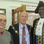 Andy Bermingham, Mayor of Hamilton & Town Crier