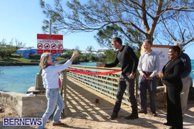 Baileys Bay Bridge opens Dec 2014 (6)