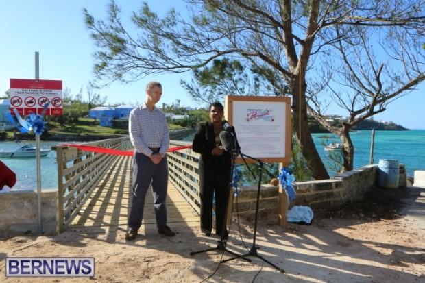 Baileys Bay Bridge opens Dec 2014 (7)