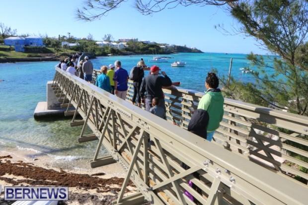 Baileys Bay Bridge opens Dec 2014 (8)