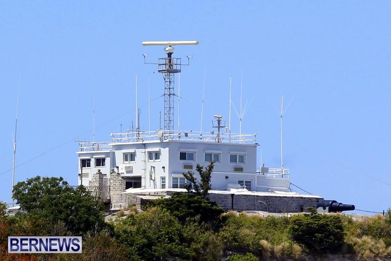 Bermuda Maritime Operations Centre Harbour Radio, Bermuda May 21 2013
