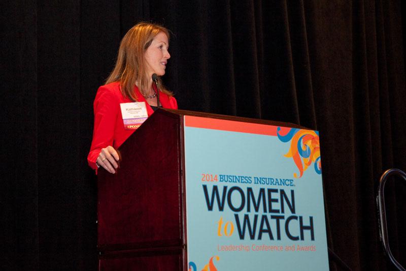 Kathleen Reardon Women to Watch Dec 2014