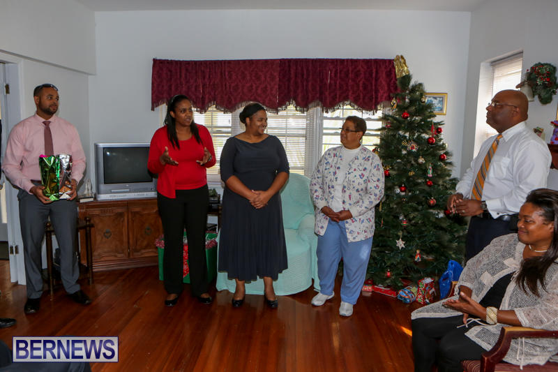 Police at Nursing Home Bermuda, December 17 2014-2