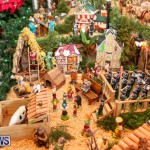 Portuguese Presépio Nativity Scene Isabel Almeida Bermuda, December 23 2014-49