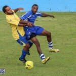 Shield Semi Final Football Bermuda, December 26 2014-101