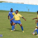 Shield Semi Final Football Bermuda, December 26 2014-11
