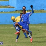 Shield Semi Final Football Bermuda, December 26 2014-13