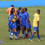 Shield Semi Final Football Bermuda, December 26 2014-14