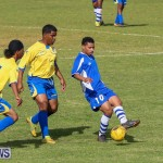Shield Semi Final Football Bermuda, December 26 2014-17