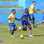 Shield Semi Final Football Bermuda, December 26 2014-2