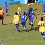 Shield Semi Final Football Bermuda, December 26 2014-23