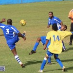 Shield Semi Final Football Bermuda, December 26 2014-25