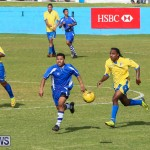 Shield Semi Final Football Bermuda, December 26 2014-30