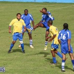 Shield Semi Final Football Bermuda, December 26 2014-46