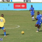 Shield Semi Final Football Bermuda, December 26 2014-6