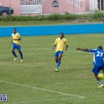 Shield Semi Final Football Bermuda, December 26 2014-90