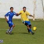 Shield Semi Final Football Bermuda, December 26 2014-9